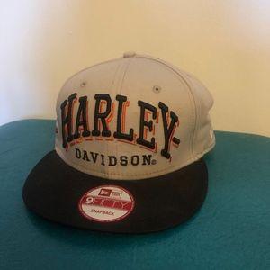 Harley Davidson Snapback